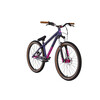 "NS Bikes Movement 2 26"" blue sprinkled"